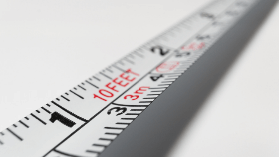 How to measure interchangeable knitting needles