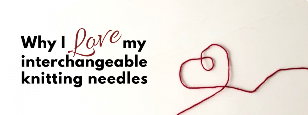 Don't Be Such a Square | Why I love my interchangeable knitting needles