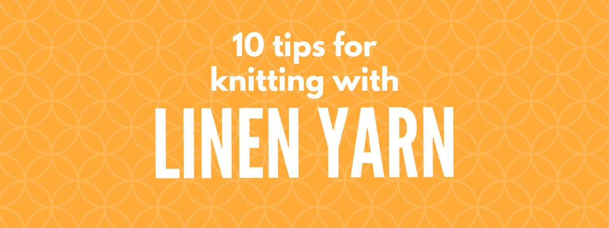 Linen Yarn For Crochet Linen Yarn Sulfur High Quality Knitting