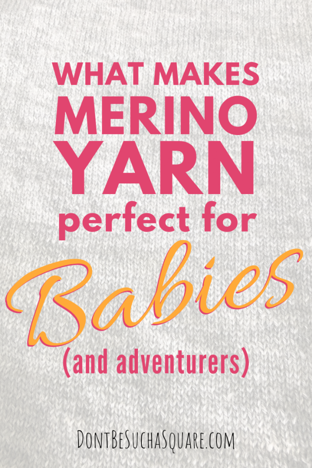 Merino Wool | Which are the unique qualities of the Merino Wool that makes it perfect both for Babies and Adventurers?! Click to get the answer! #MerinoYarn #BabyKnitting #KnittingForBaby #Knitting #Adventurer