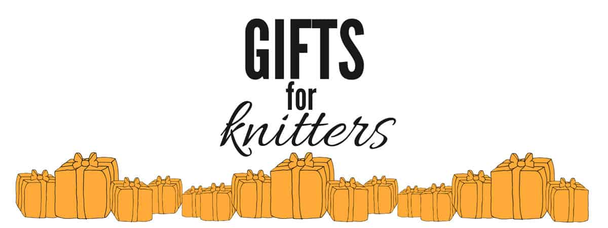 Gifts for Knitters – A gift guide for your knitting friends and family! #Knitting #GiftGuide #ShoppingGuide #Knitters
