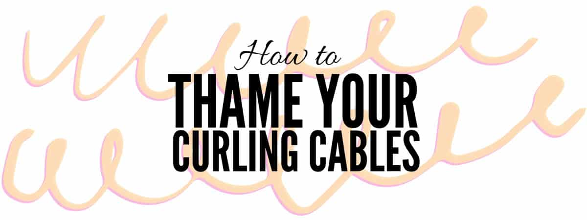 How To Soften the Cables on Your Circular Needles | Don't Be Such a Square | Knitting with stiff and curling is a bad experience I don't wish for any Knitter. Learn what you can do about it! #Knitting #SoftenCables #CircularKnittingNeedles #KnittingHacks