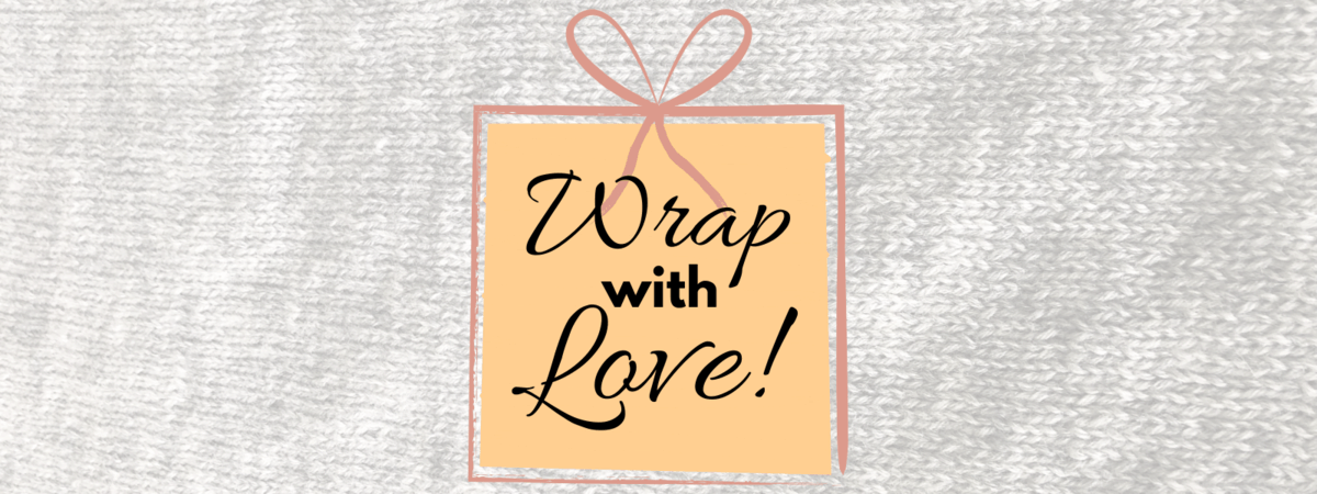 Wrap your knitted gifts with love! | A knitted gift is truly a gift from the heart. You put so much thought, care and valuable time into a handmade gift. Embellish your handmade gifts with pretty tags to add som extra love and care to the wrapping as well! #TagsForKnittedGifts #GiftWrapping #KnittedGifts #GiftTags #HandmadeGifts