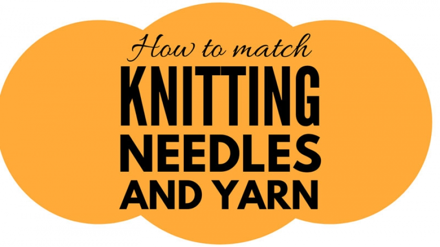 How to match Yarn and Knitting Needles – Three ways to pair your yarn to fitting knitting needles! #KnittingNeedles #Yarn #KnittingHacks