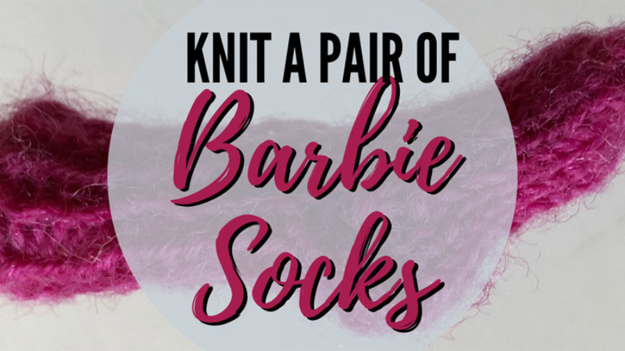 Barbie-Socks-knitting-pattern-top
