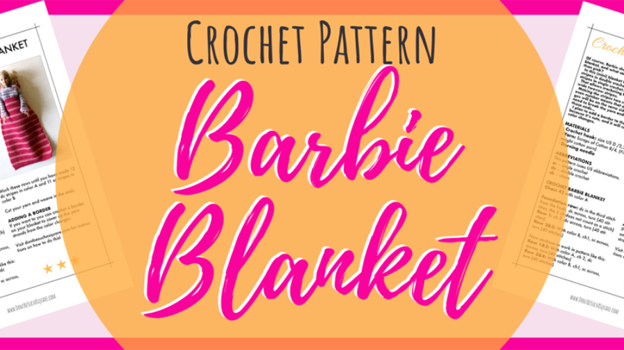 Barbie-blanket-top
