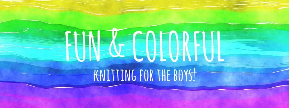 Knitting for boys – 5 fun patterns to try