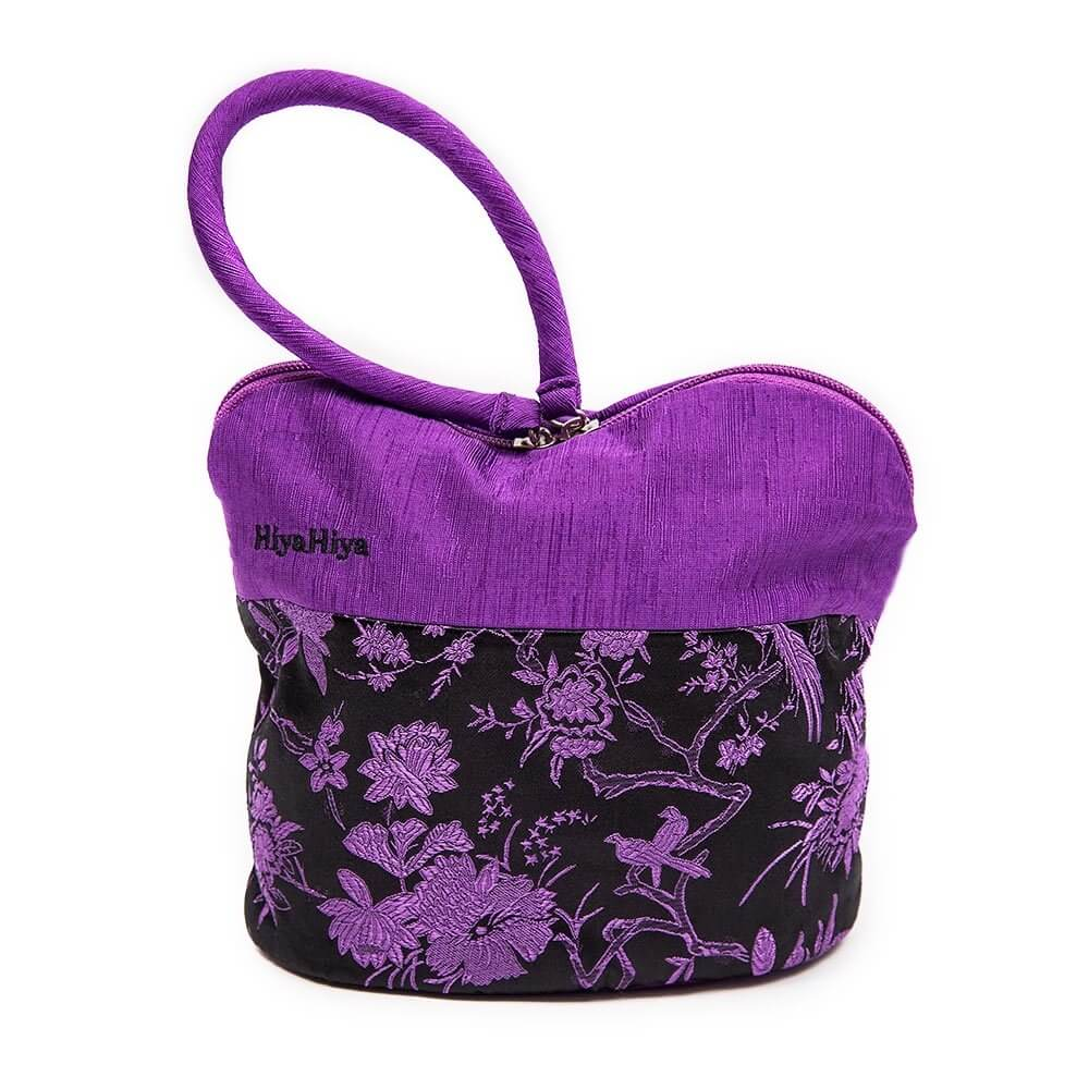 HiyaHiya knitting project bag in brocade