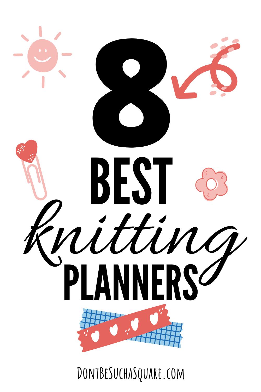 8 best knitting journals